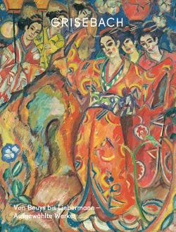 Von Beuys bis Liebermann – Ausgewählte Werke