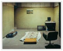 """Ricarda Roggan. """"Das Zimmer I & II"""". 2000"""