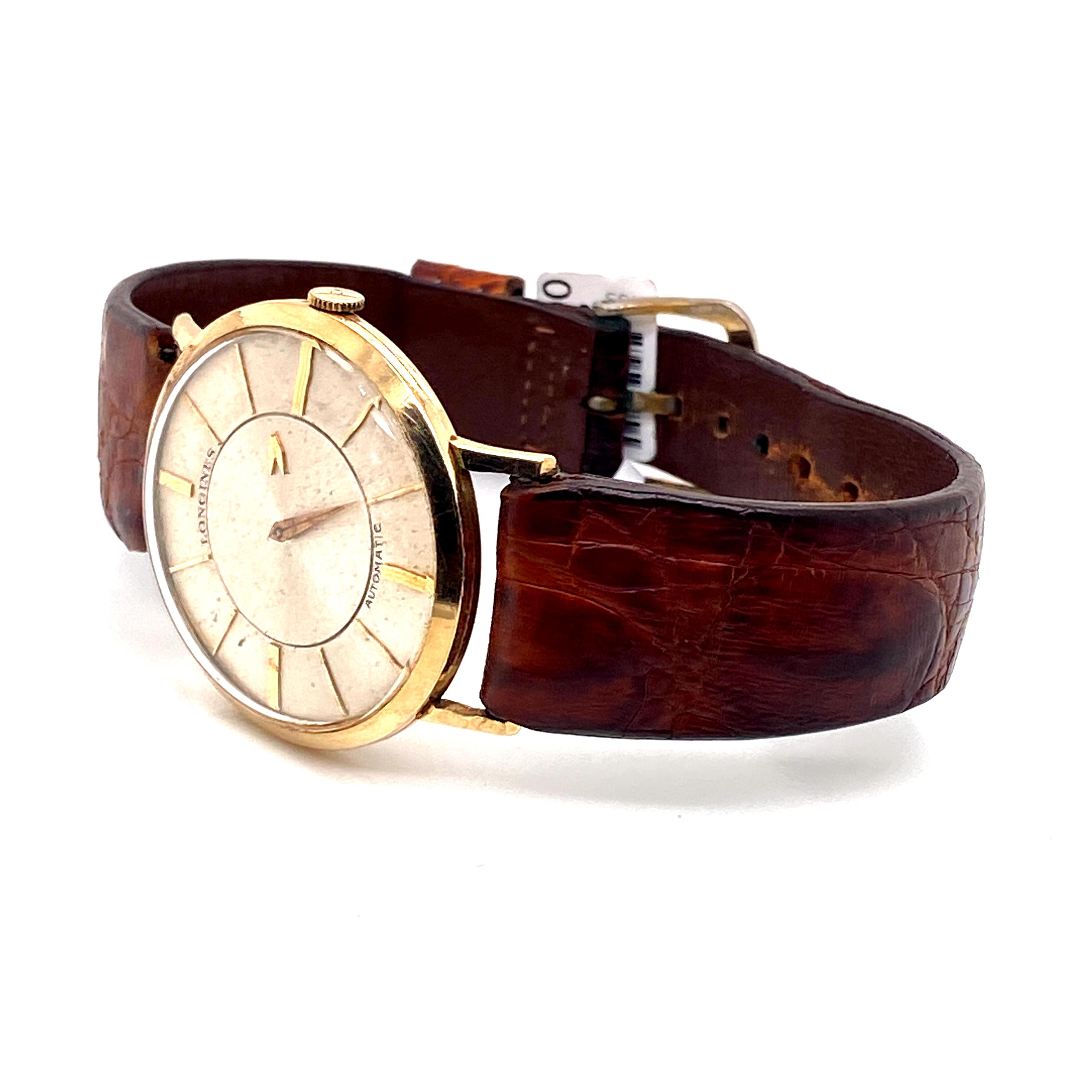 Lot 18 - Longines Mystery Watch