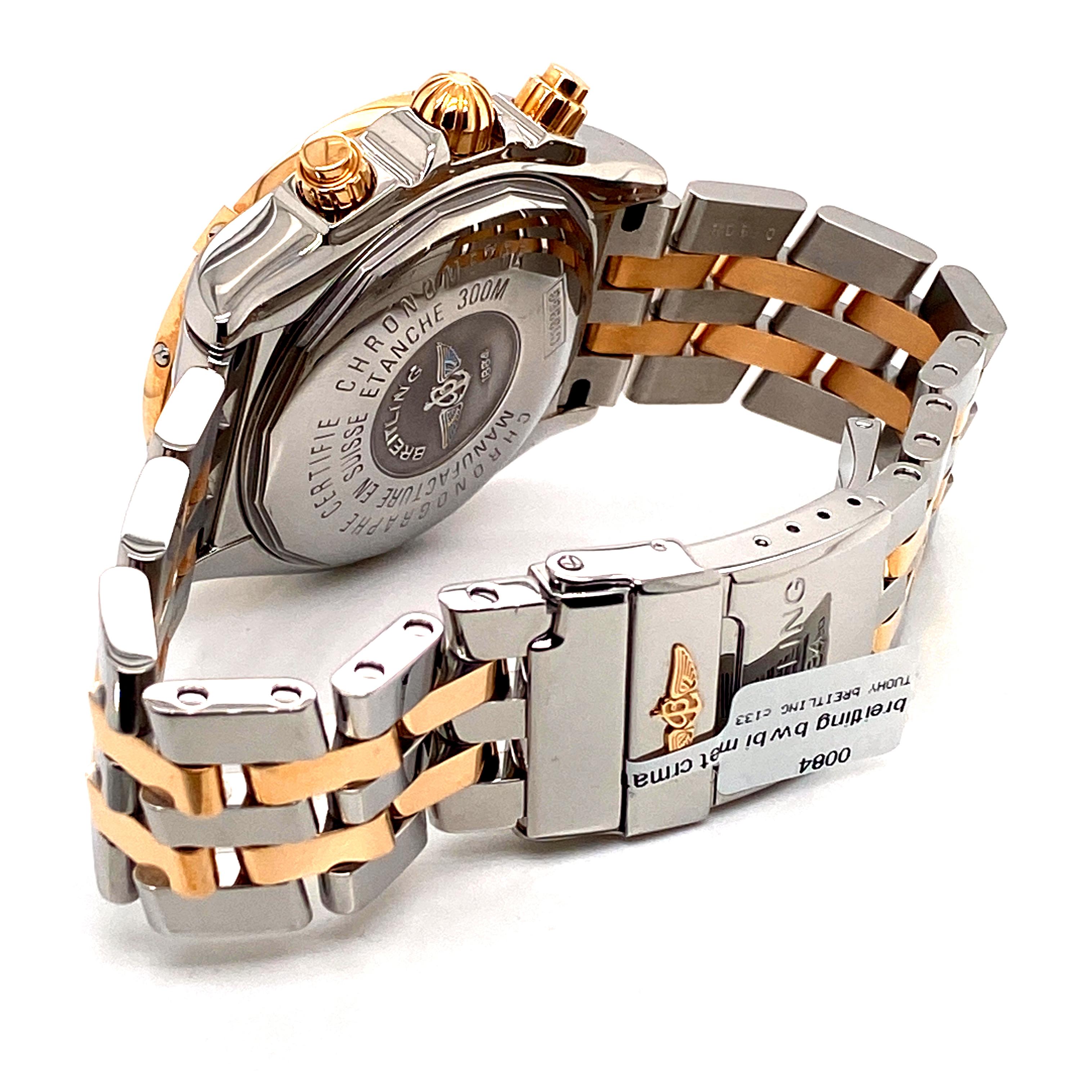 Lot 20 - Breitling Chronomat ref C13356