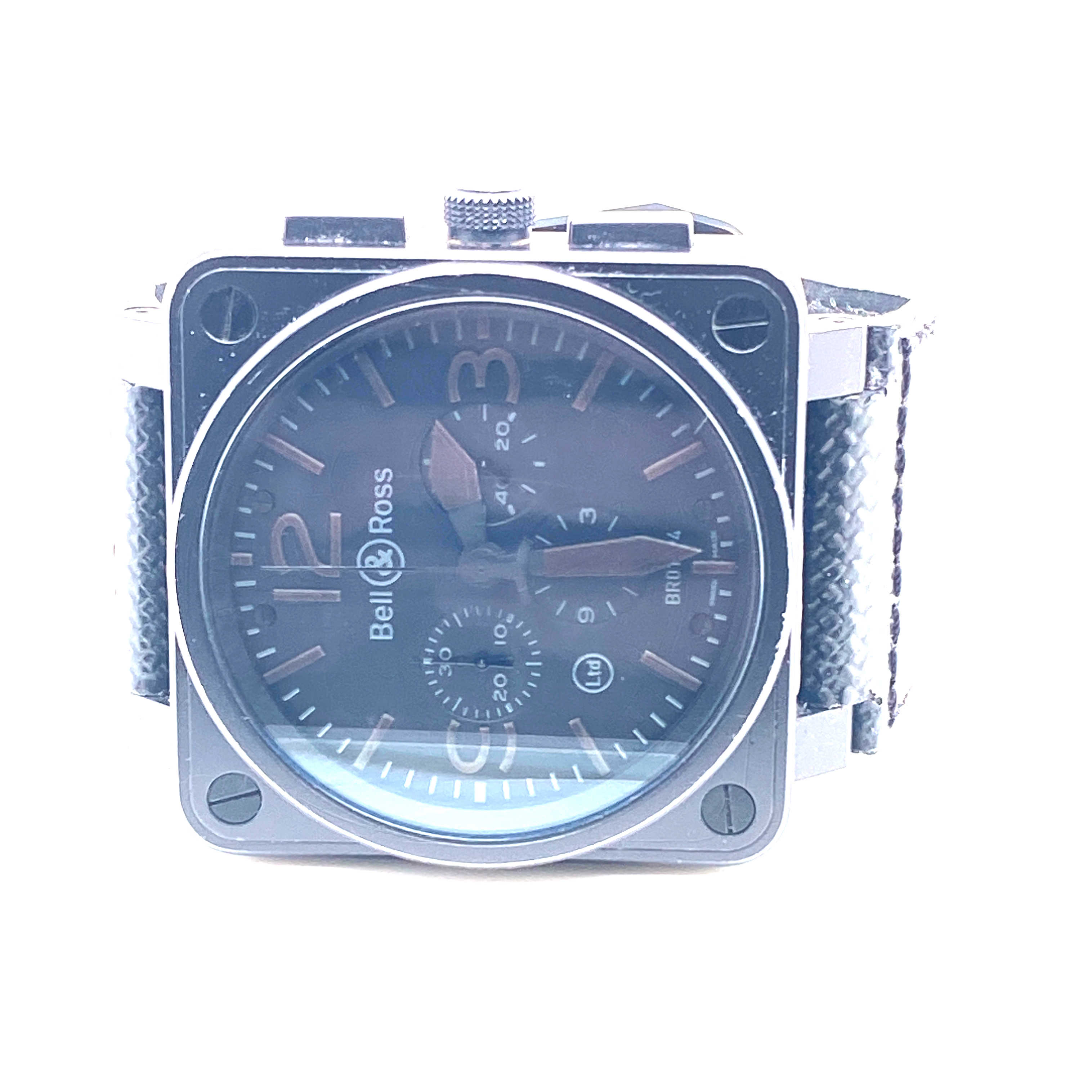 Lot 48 - Bell and Ross Phantom BR01-94-S Limited Edition