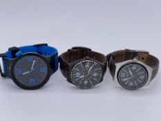 Assorted Swatch Watches x3