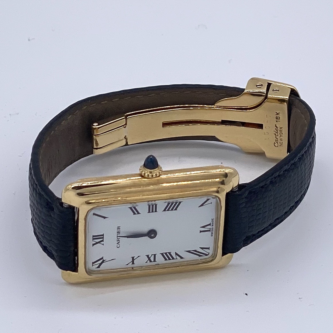 Lot 16 - Vintage Cartier New York 18ct