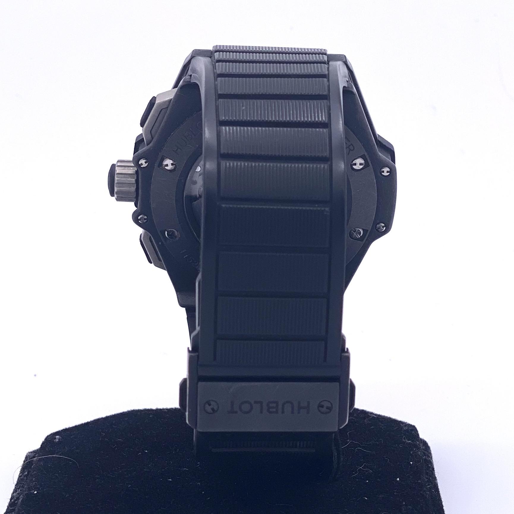 Lot 26 - Hublot King Power ref 701.CI.0170.RX