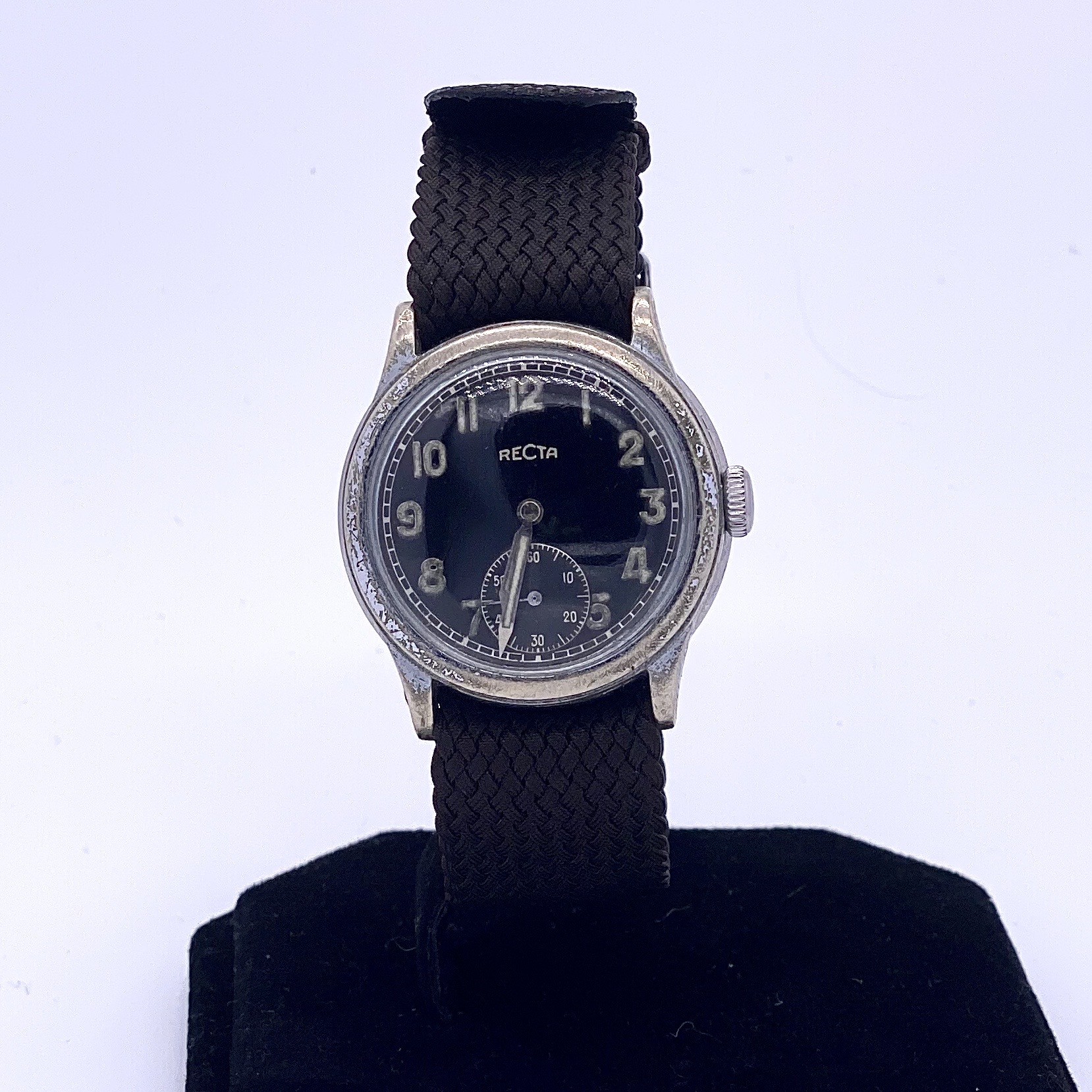 Lot 11 - Recta Military style watch