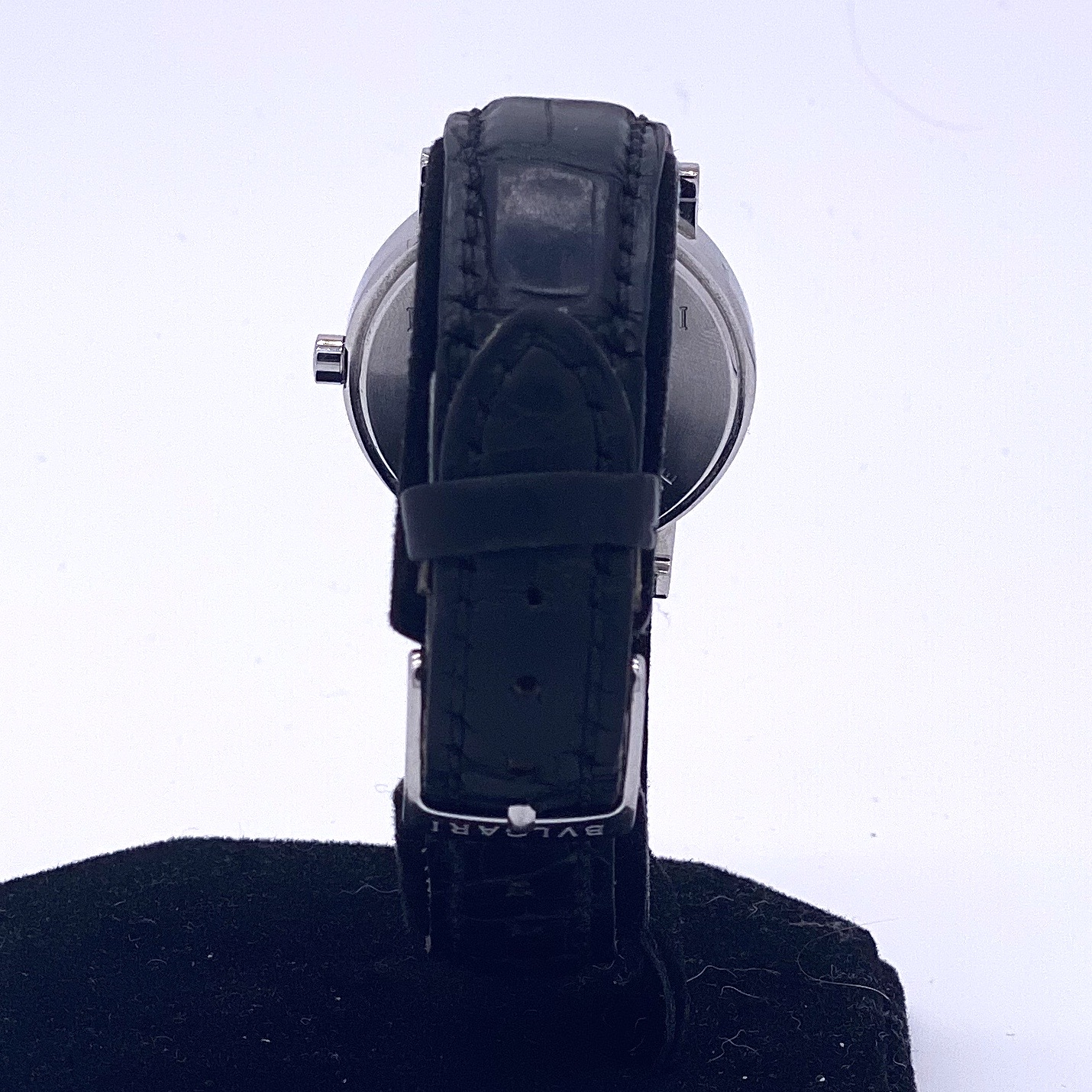 Lot 14 - Bulgari automatic watch ref LCV 38 S