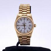 Rolex Datejust 31mm 18ct Gold ref 6827
