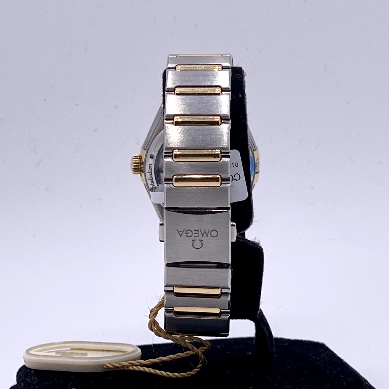 Omega Constellation Ladies Co Axial ref 13120292058001 - Image 3 of 3