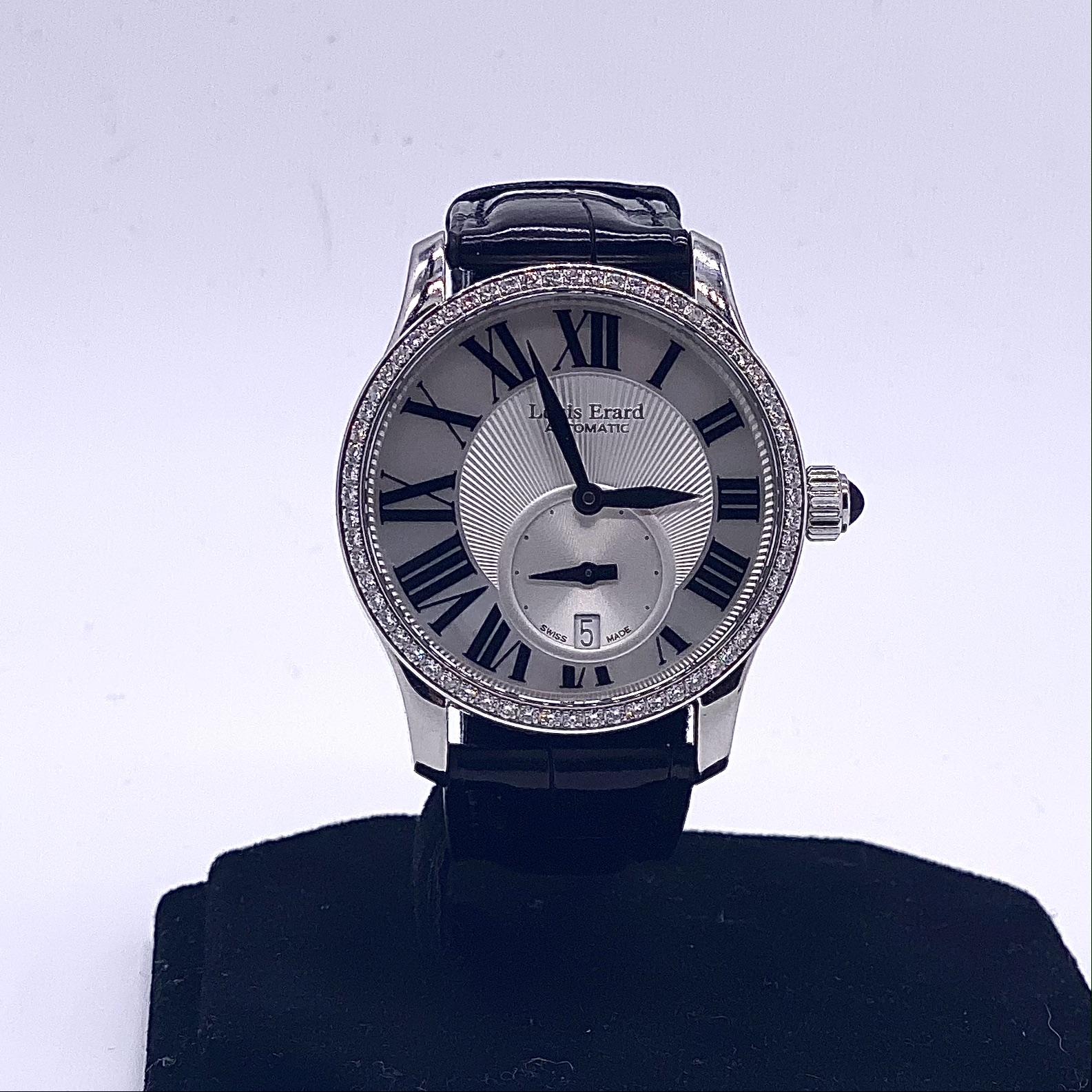 Louis Erard Watch