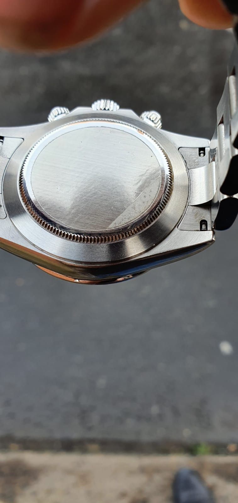 Rolex Daytona ref116520 Box and Papers - Image 7 of 8