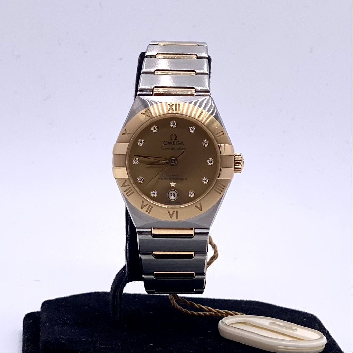 Omega Constellation Ladies Co Axial ref 13120292058001