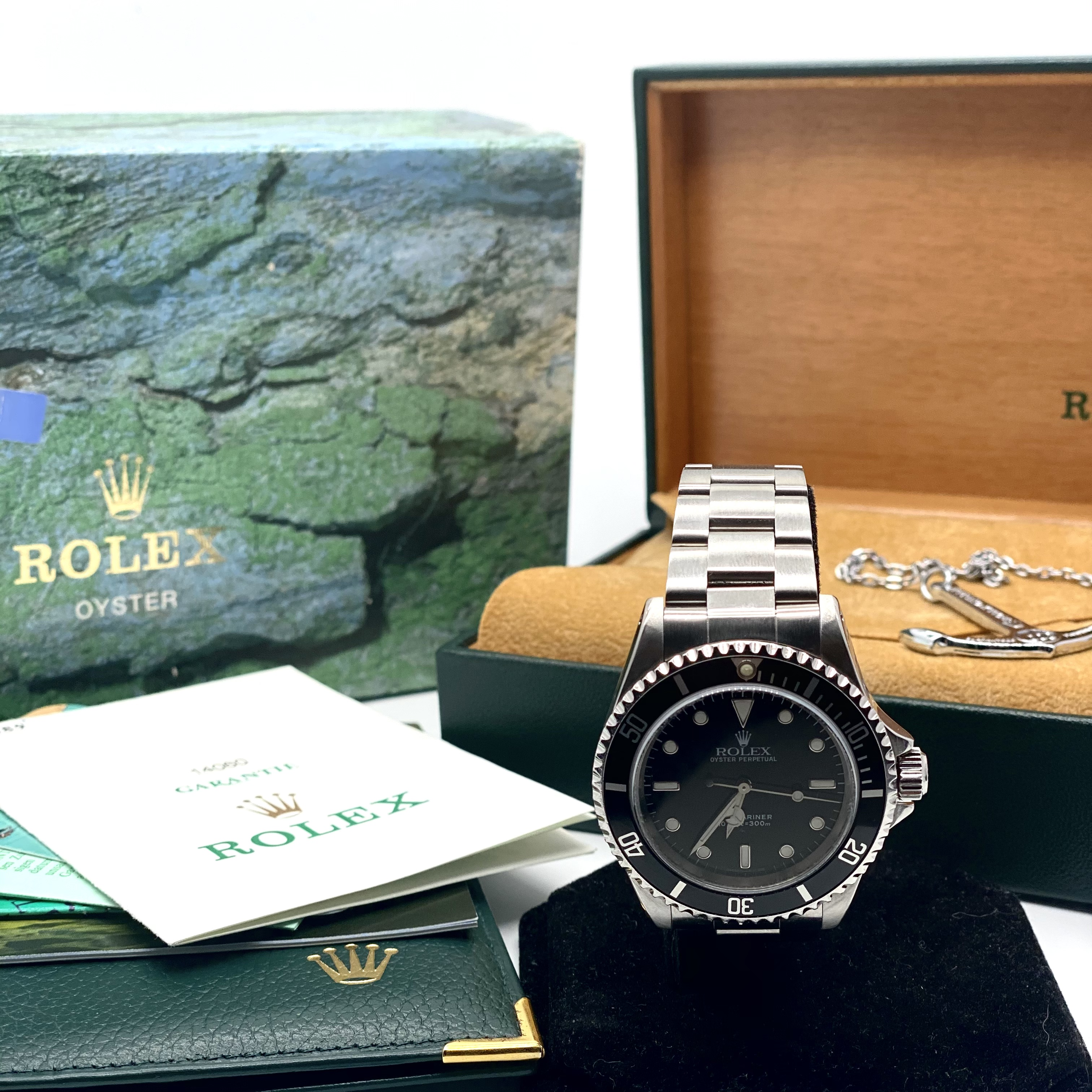 Rolex Submariner ref 14060 Box and Papers - Image 4 of 4