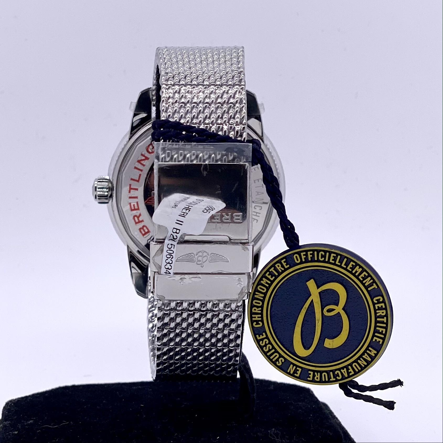 Breitling Super Ocean AB2011 - Image 3 of 3