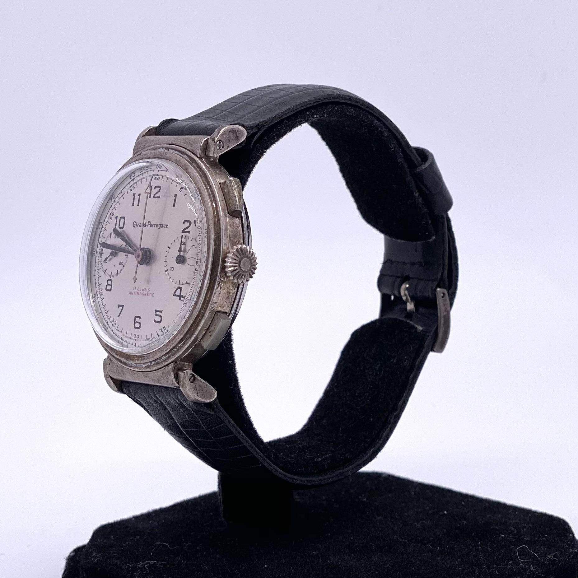 Girard Perregaux Vintage Chronograph - Image 2 of 4