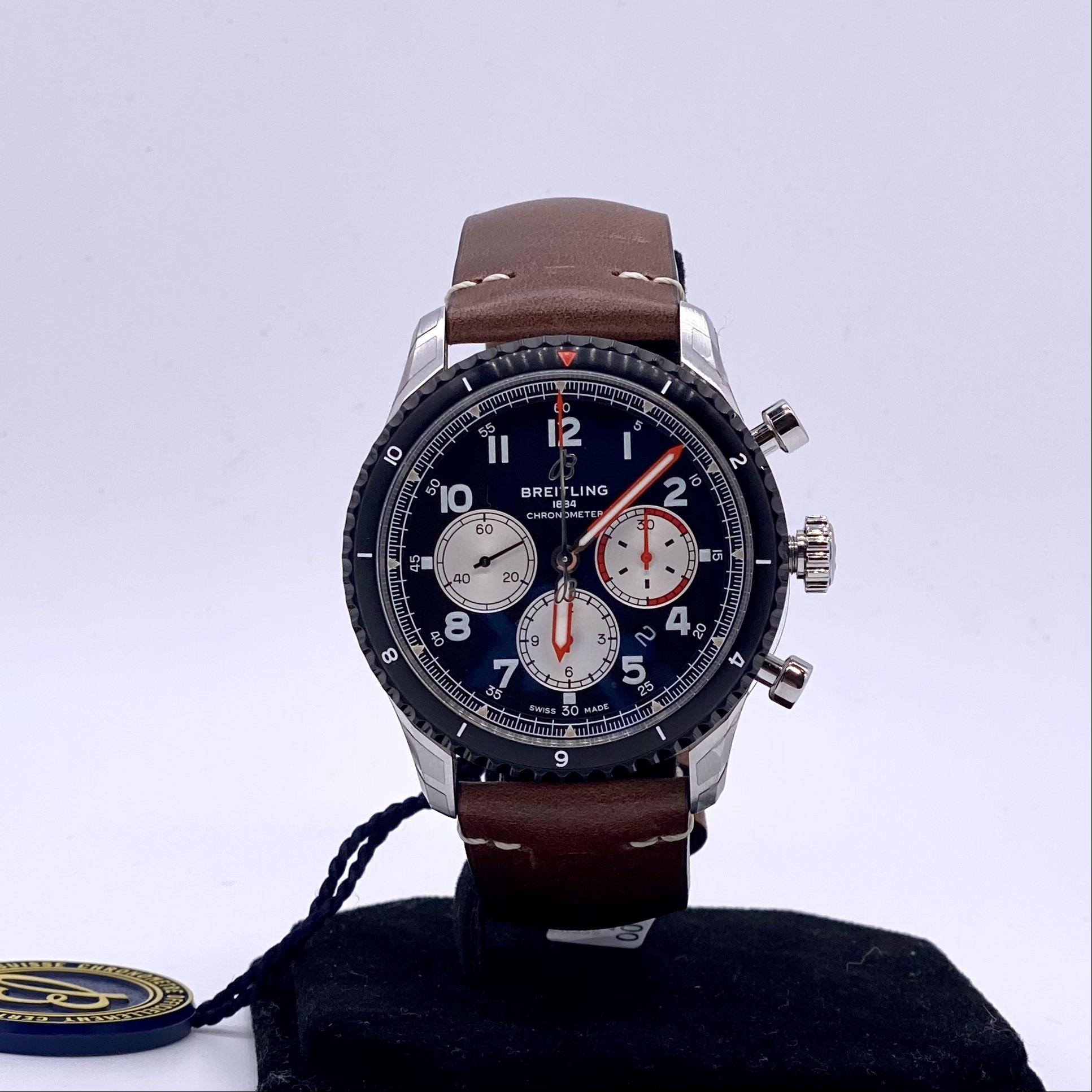 Breitling Chronometer AB0119