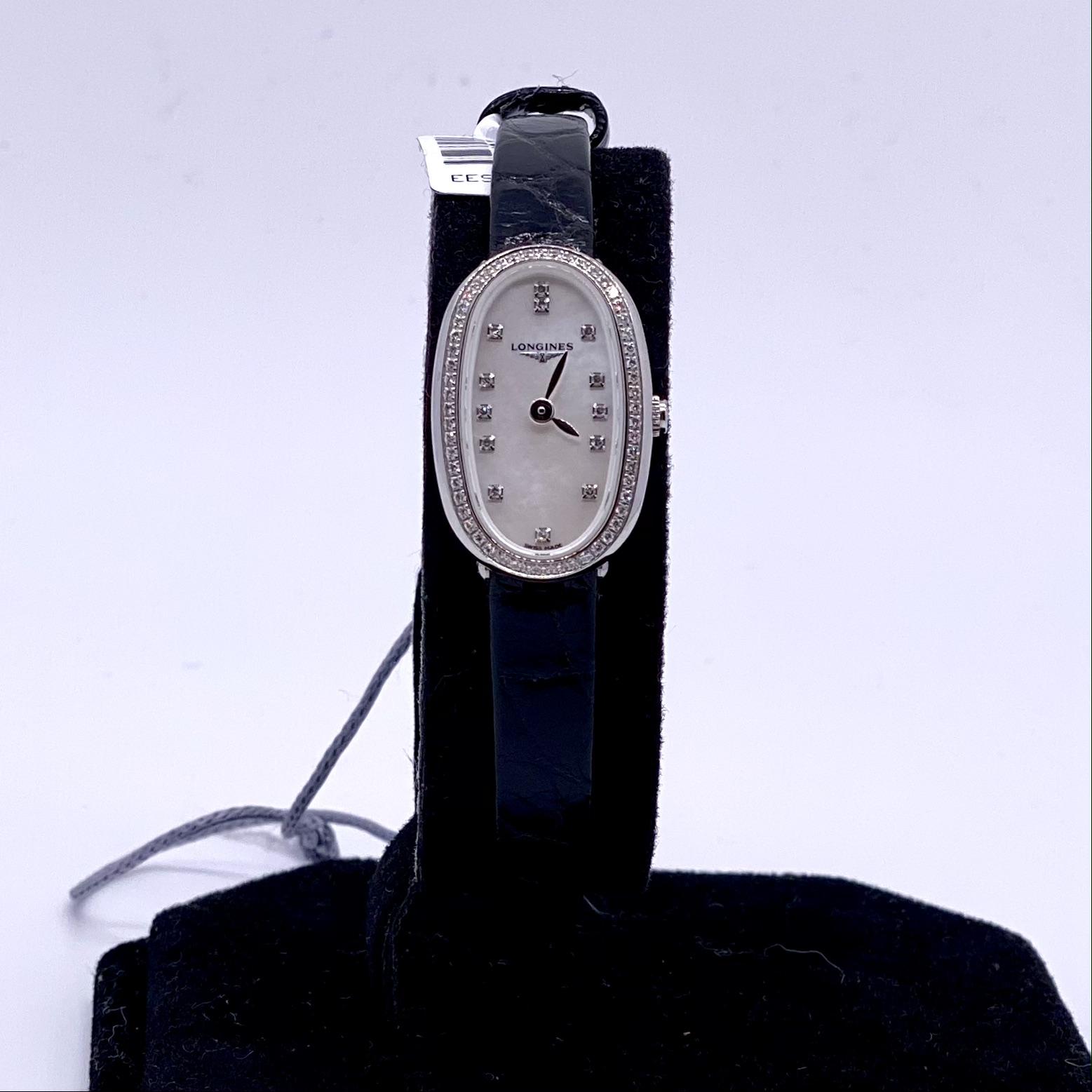 Longines Ladies Symphonette Watch ref L23040870