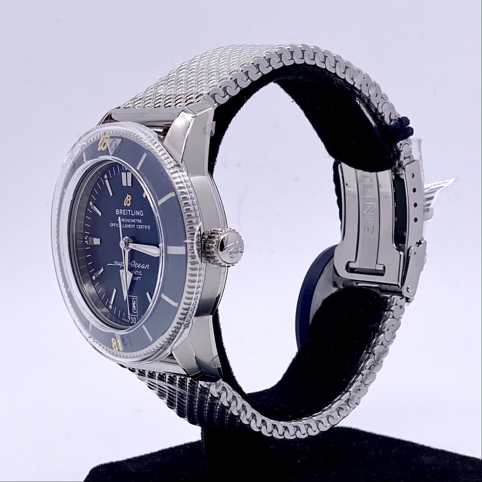 Breitling Super Ocean AB2011 - Image 2 of 3
