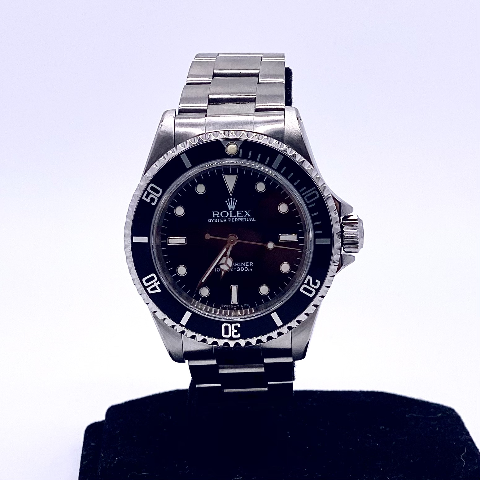 Rolex Submariner ref 14060 Box and Papers