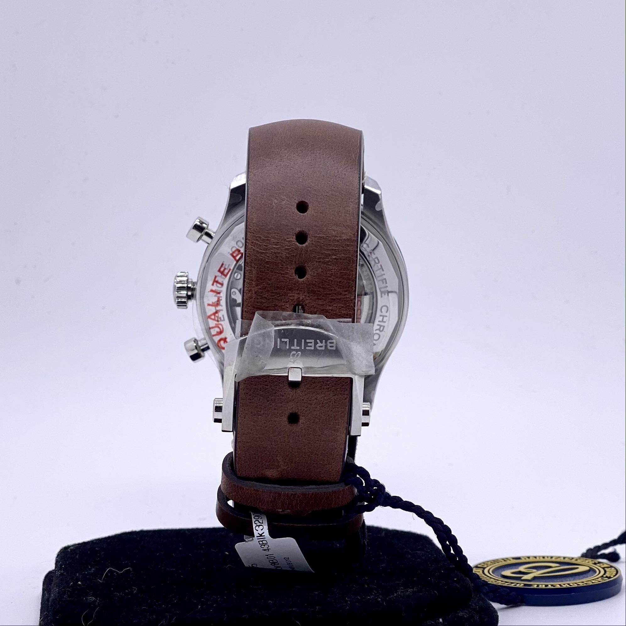 Breitling Chronometer AB0119 - Image 3 of 3