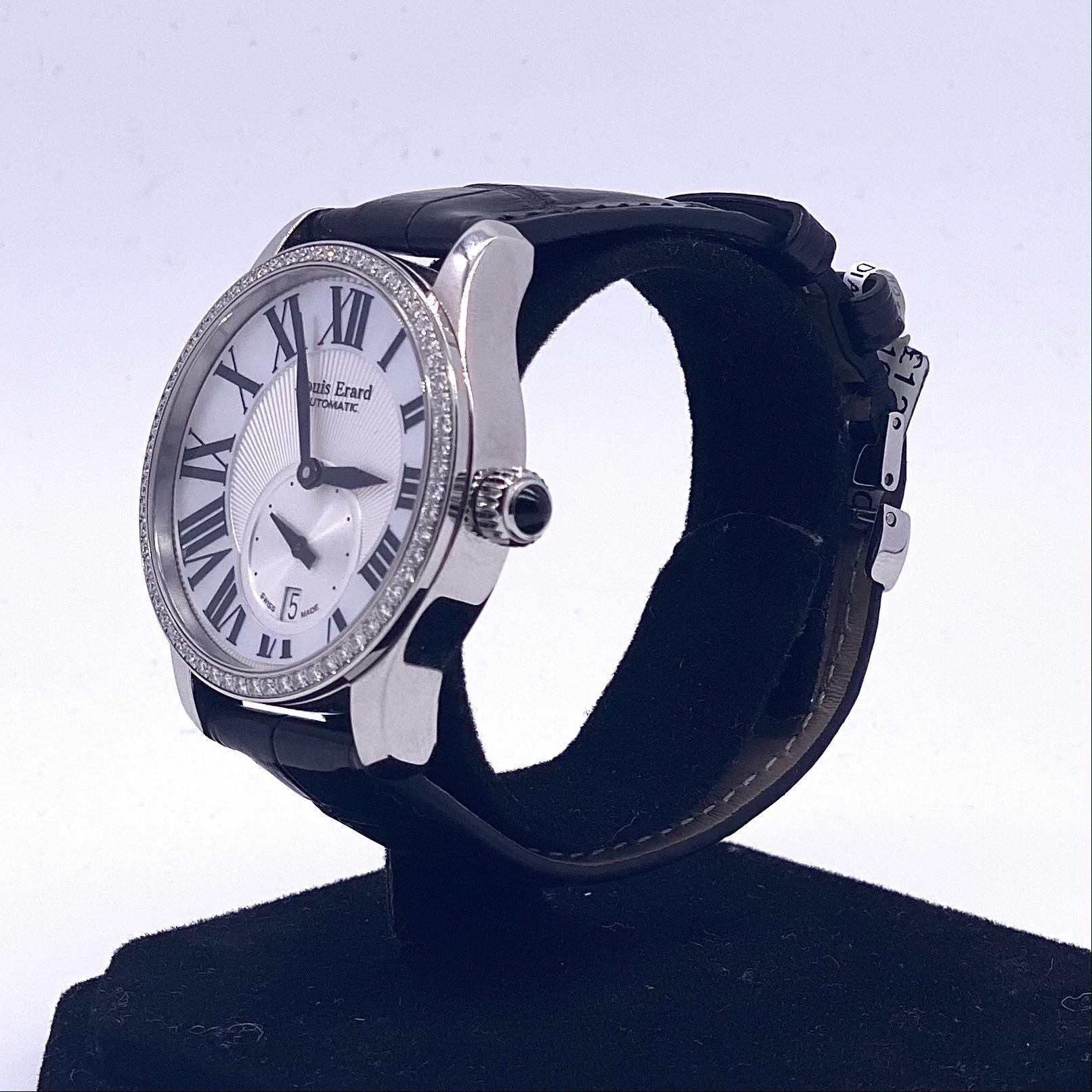 Louis Erard Watch - Image 2 of 3