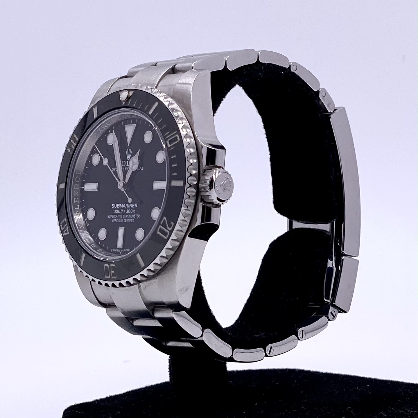 Rolex Submariner 114060 Box and Papers 2019 - Image 2 of 4