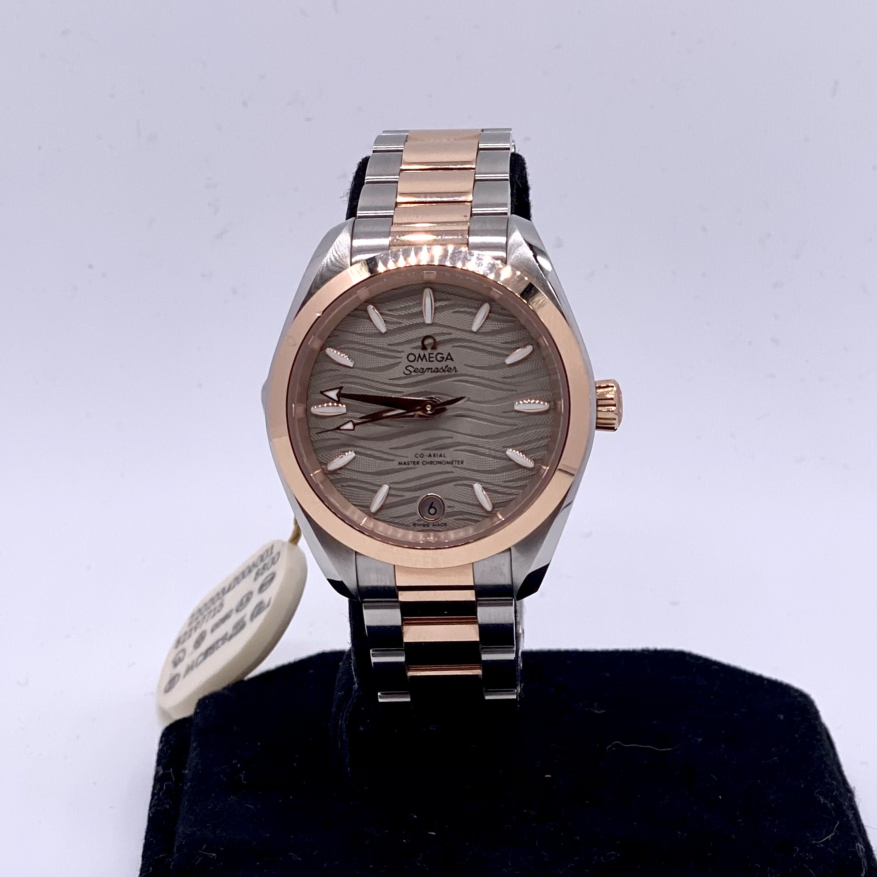 Omega Seamaster Aqua Terra Ladies Watch ref 22020342006001