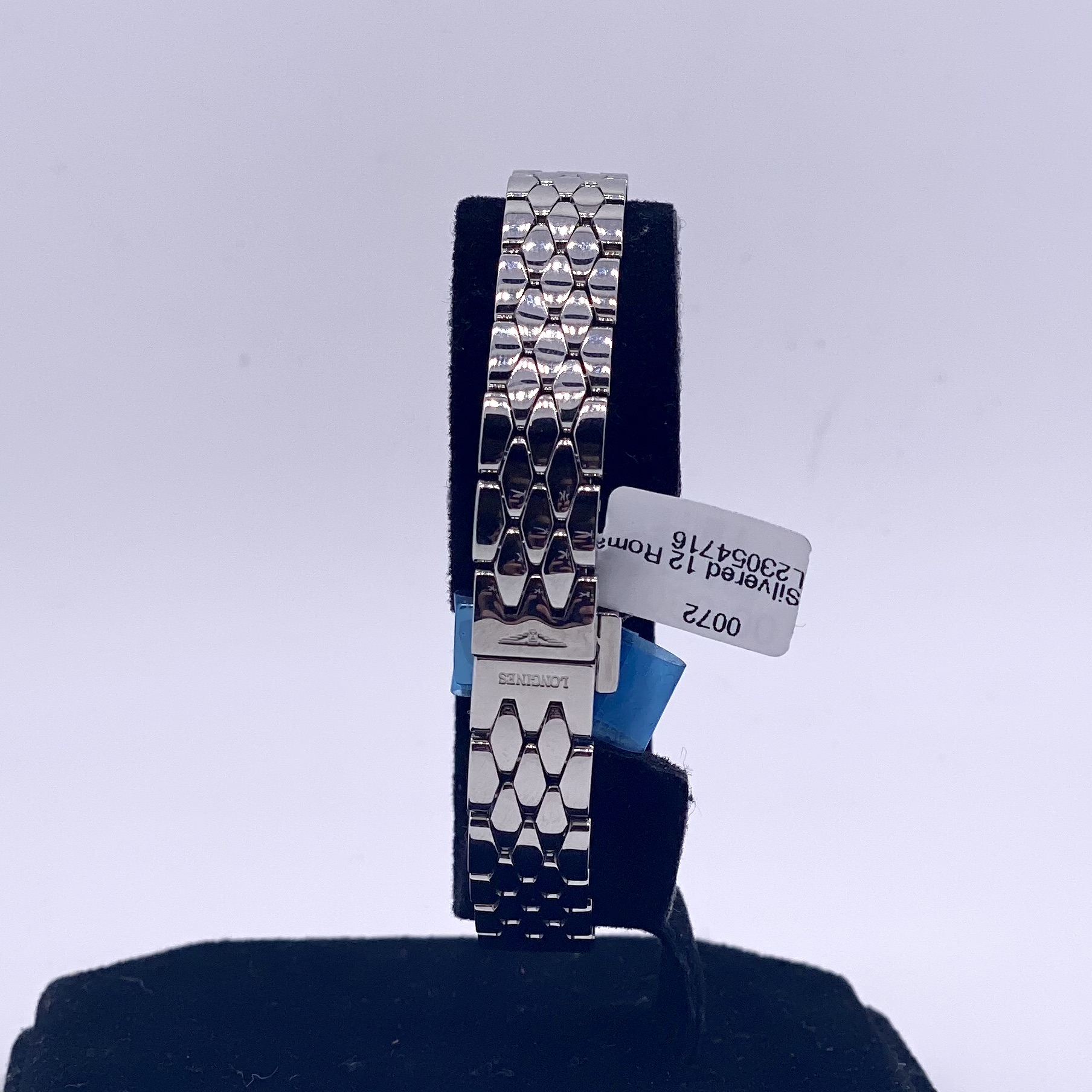 Longines Ladies Symphonette Watch ref L23054716 - Image 3 of 3