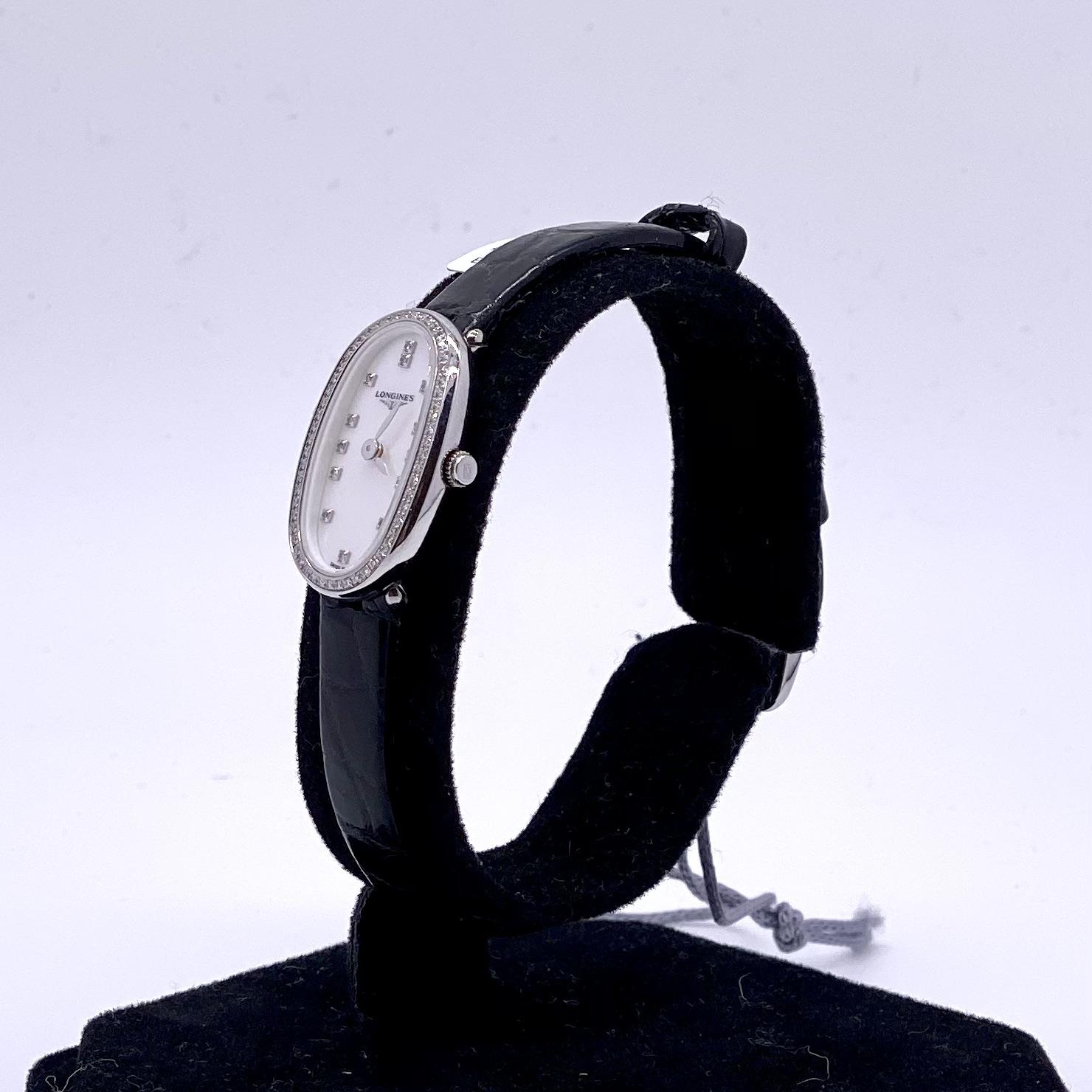 Longines Ladies Symphonette Watch ref L23040870 - Image 2 of 3