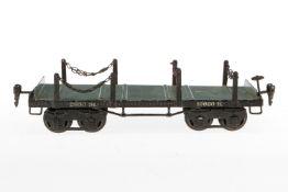 Märklin amerik. Rungenwagen 2933, S 1, HL, tw nachlackiert, L 28, Z 3