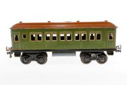Bing Personenwagen, S 1, CL, L 34,5, Z 4