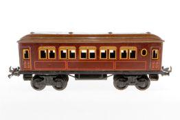 Bing Personenwagen, S 1, CL, LS, L 35, Z 3