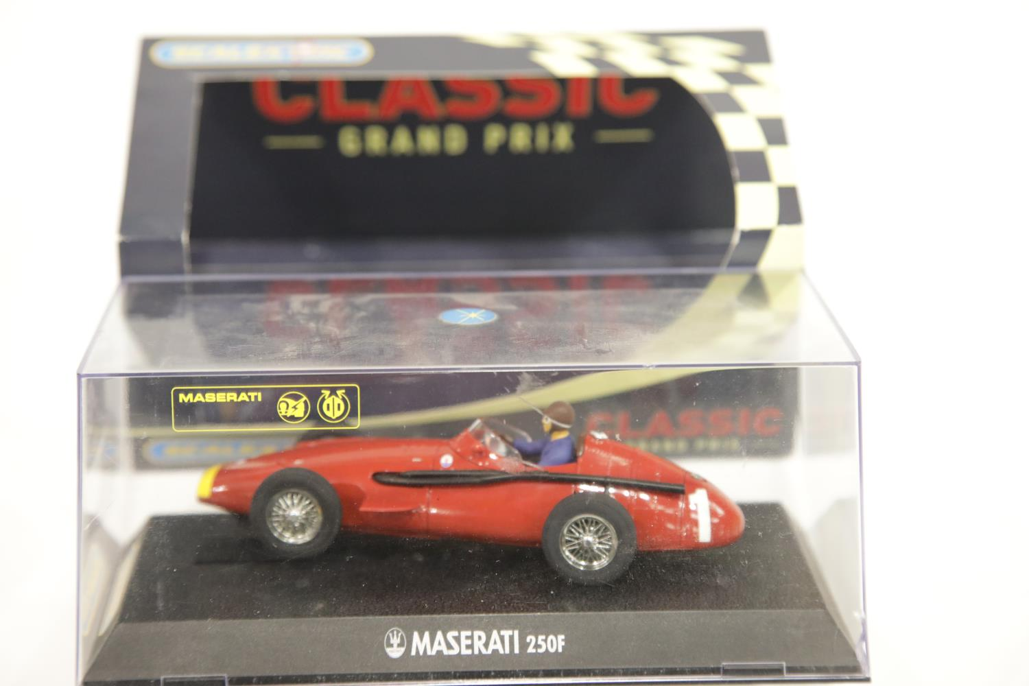 Lot 683 - Scalextric Grand Prix Classics C2551 Maserati 250F 1957. P&P Group 1 (£14+VAT for the first lot