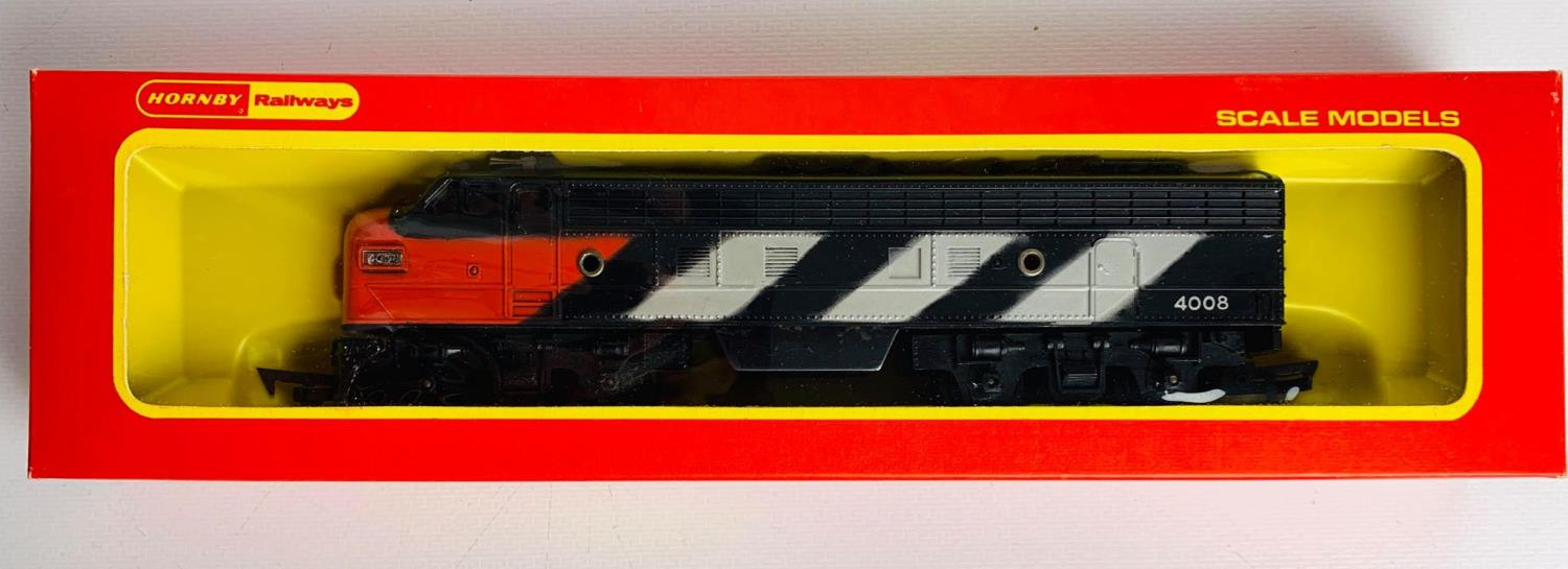 Lot 656 - Hornby R0551 Canadian National Diesel Loco (DUMMY) Boxed. P&P Group 1 (£14+VAT for the first lot and
