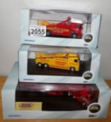 Oxford Haulage 1.76 x 3 Recovery x 2 Manchetts, Albert Rd and Massey Wilcox Haulage. P&P Group 2 (£