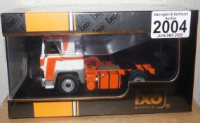 IXO 1.43 Scale Scania LBT 141 1976 Tractor Unit. P&P Group 1 (£14+VAT for the first lot and £1+VAT