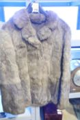 Ladies vintage jacket. Not available for in-house P&P