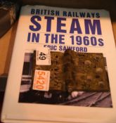 Original London and North West Railways door hinge and a steam railways book. Not available for in-