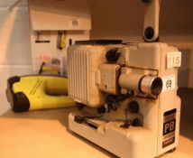 Eumig P8 Phonomatic Novo film projector. Not available for in-house P&P