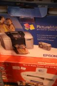 Lexmark P450 and Epson picturemate photo printers. Not available for in-house P&P