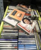 Shelf of mixed CDs, mainly Classical. Not available for in-house P&P