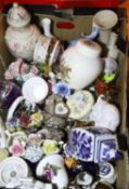 Irish, Dutch and other ceramics and collectables. Not available for in-house P&P.