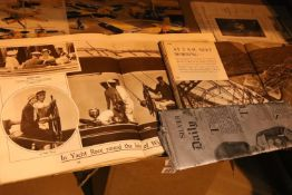 Copy of These Tremendous Years 1919-38 and a copy of Coronation Yearbook 1937 together with Silver