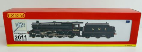Hornby R2561 LMS 4-6-0 Class 5MT 5036 LMS Loco - Boxed. P&P Group 1 (£14+VAT for the first lot