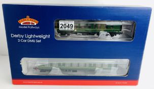 Bachmann 32-515 Derby Lightweight DCC Fitted Code#1019 - Boxed. P&P Group 1 (£14+VAT for the first