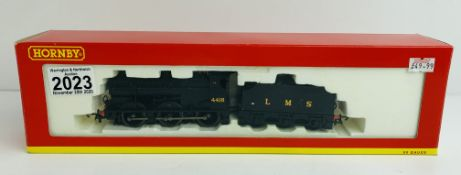 Hornby R2193 LMS 0-6-0 4F Fowler - Boxed. P&P Group 1 (£14+VAT for the first lot and £1+VAT for