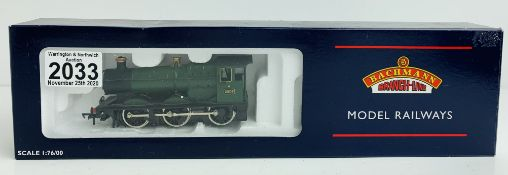 Bachmann OO 31-830 43XX GWR Green - Boxed. P&P Group 1 (£14+VAT for the first lot and £1+VAT for