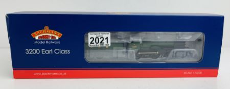 Bachmann 31-087DC GWR 3200 GWR Green DCC Fitted - Boxed. P&P Group 1 (£14+VAT for the first lot