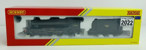Hornby R3494 BR Class Black 5 - Boxed. P&P Group 1 (£14+VAT for the first lot and £1+VAT for