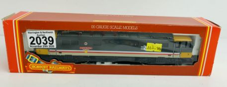 Hornby OO 86 Intercity 'Frank Hornby' Loco - Boxed. P&P Group 1 (£14+VAT for the first lot and £1+