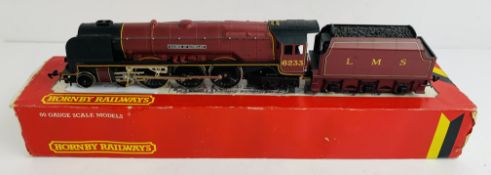 Hornby OO DCC Fitted - Duchess of Sutherland - Boxed Code #27. P&P Group 1 (£14+VAT for the first